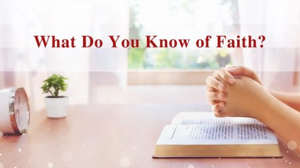 knowing God, joy, Jesus, Jehovah, faith